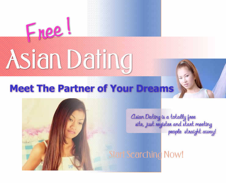 Free online dating sites asian